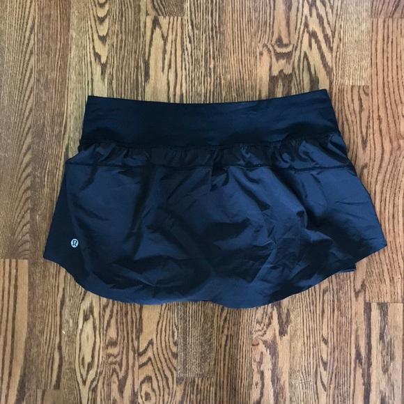 lululemon athletica Dresses & Skirts - Lululemon tennis skirt